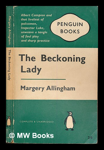 The beckoning lady. Margery Allingham.