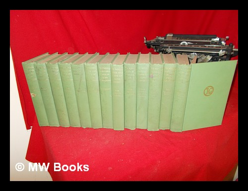 The novels, tales and plays of John Galsworthy: in 13 volumes. John Galsworthy.