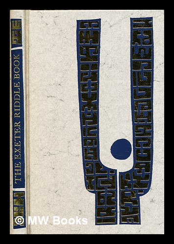 The Exeter riddle book. Kevin Crossley-Holland.