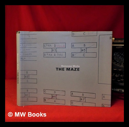 The Maze / Donovan Wylie / with an essay by Louise Purbrick. Donovan Wylie, 1971-.