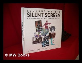 Legends of the Silent Screen, a Collection of U. S. Postage Stamps. Charles. Linda. United States...