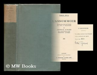 L' Assommoir / Emile Zola ; translated from the French and with an introduction by Arthur Symons...