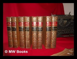 The spectator - COMPLETE in 8 volumes. Joseph Addison, Richard Sir Steele