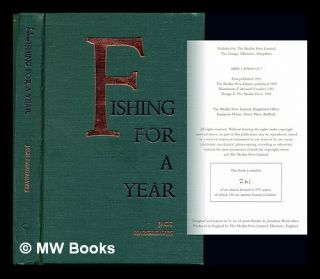 Fishing For a Year. Jack. Veneables Hargreaces, Bernard, drawings