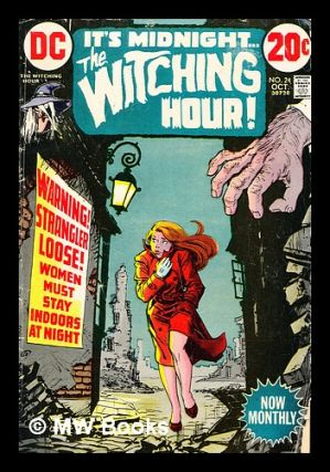 The Witching Hour, no. 24 Oct. 1972. DC Comics