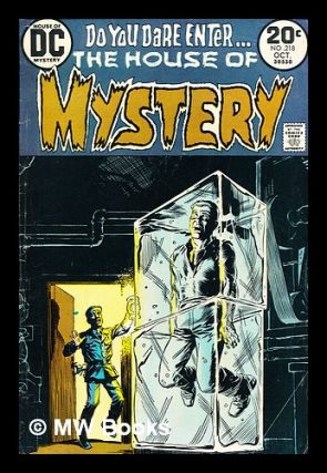 House of Mystery, no. 218 Oct 1973