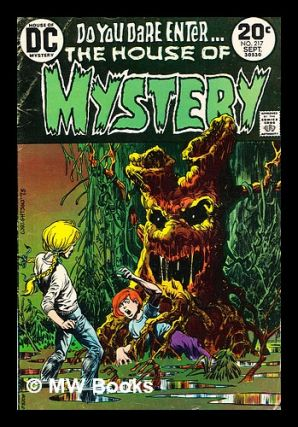 House of Mystery, no. 217 Sept 1973