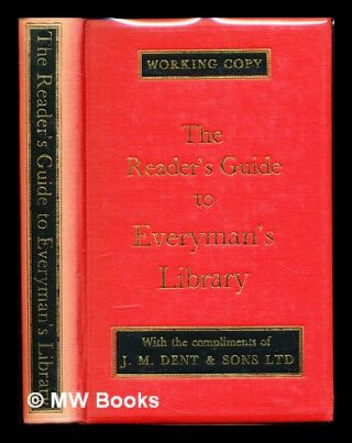 The reader's guide to Everyman's Library / compiled by A. J. Hoppé. A. J. Hoppé, compiler