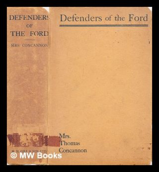 Defenders of the ford : pages from the annals of the boys of Ireland from the earliest ages down...